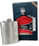 Ron Centenario, 12 years, 70cl in etui met flask