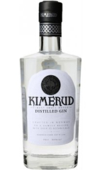 Kimerud Distilled Gin 47%-70cl